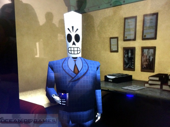 Grim Fandango Remastered Setup Free Download
