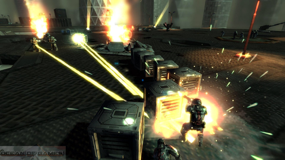 Mechs and Mercs Black Talon Download Free