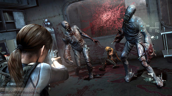 Resident Evil Revelations 2 Setup Free Download