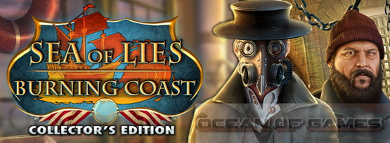 Seas of Lies 3 Burning Coast CE 2015 Download Free