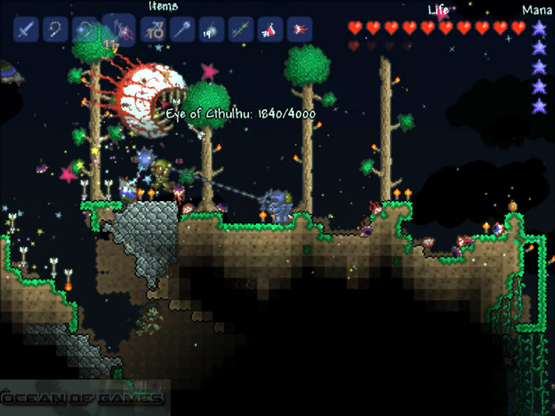 Terraria Download For Free
