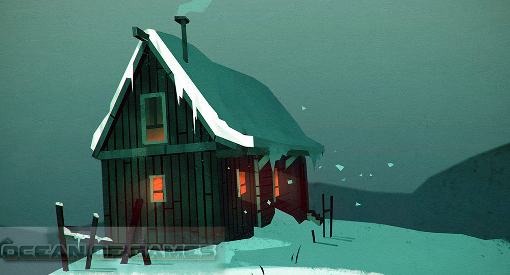 The Long Dark Features