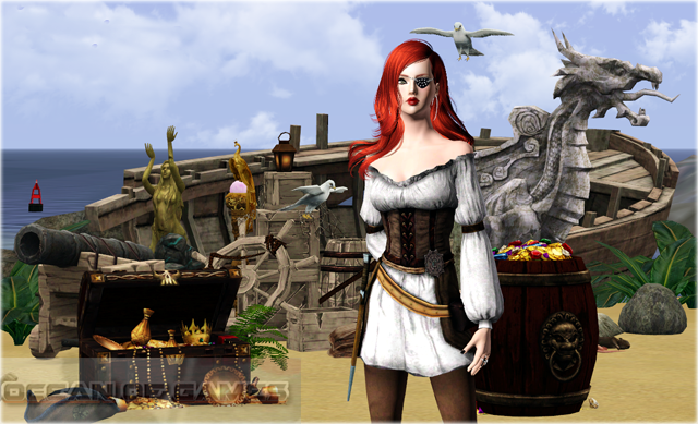 The Sims Medieval Pirates and Nobles Setup Download For Free