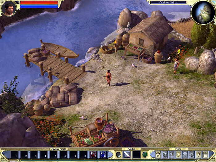 Titan Quest Setup Free Download