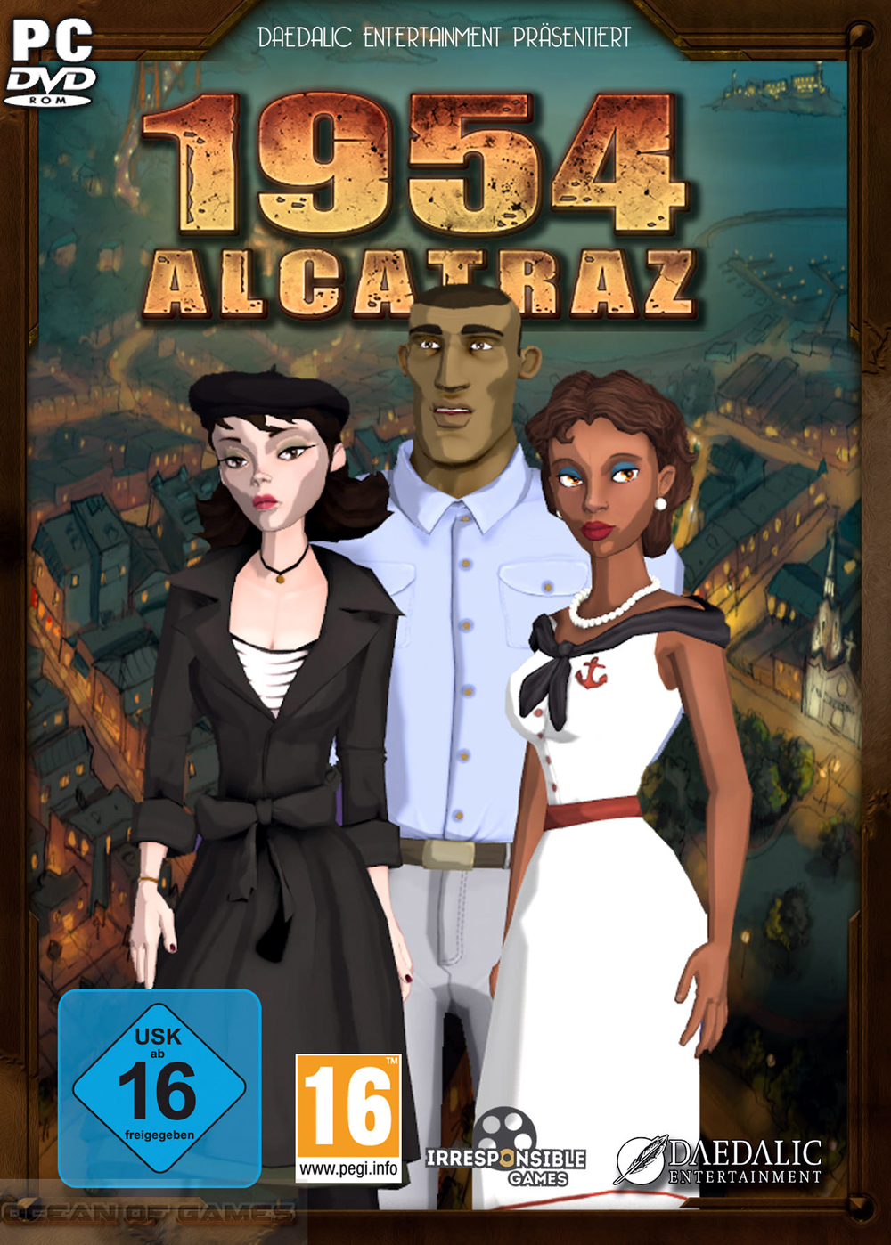 1954 Alcatraz Free Download