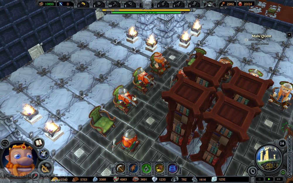 A Game of Dwarves Free Download - igobgames.com