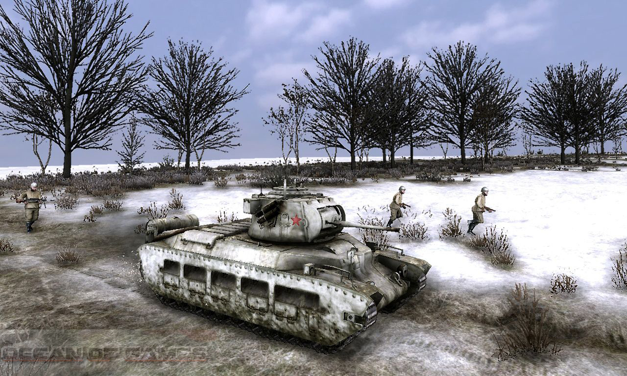Achtung Panzer Operation Star Setup Download For Free