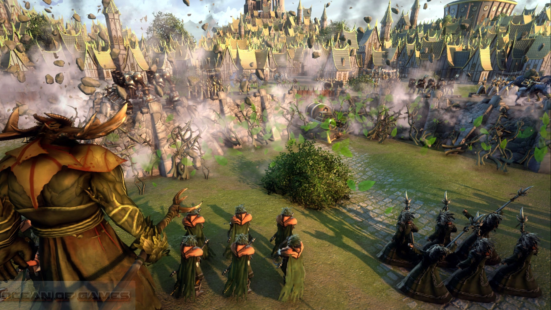 Age of Wonders III Setup Free Download
