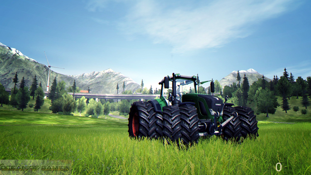 Agricultural Simulator 2013 Features
