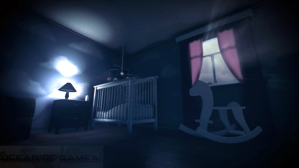 Among The Sleep Features