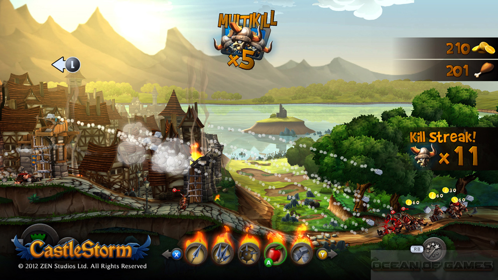 CastleStorm Setup Free Download