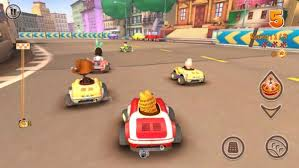 Garfield-Kart-Free-Game-Features