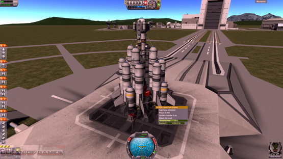 Kerbal Space Program PC Game Setup Free Download