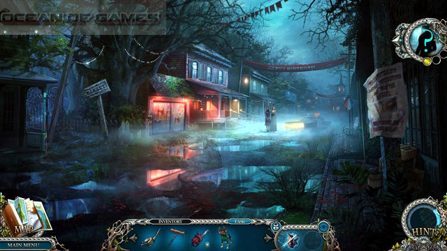 Mystery Trackers 8 Nightsville Horror CE 2015 Features