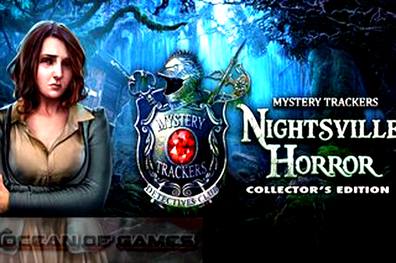 Mystery Trackers 8 Nightsville Horror CE 2015 Free Download
