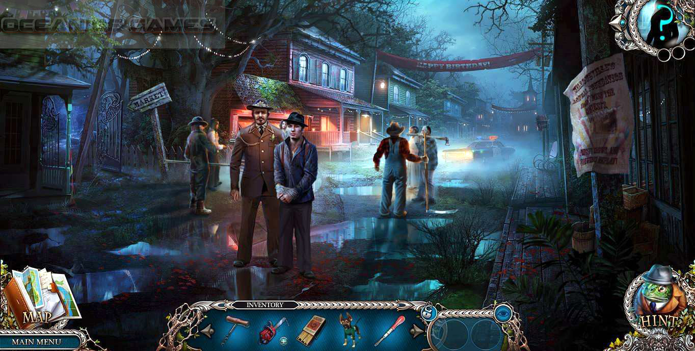Mystery Trackers 8 Nightsville Horror CE 2015 Setup Free Download