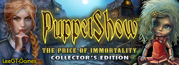 Puppet Show The Price of Immortality Free Download