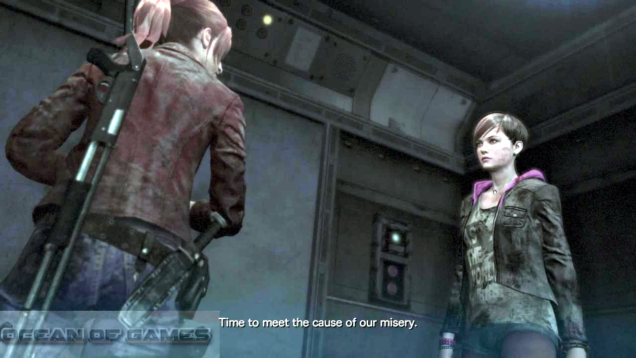 Resident Evil Revelation 2 Episode 4 Free Download