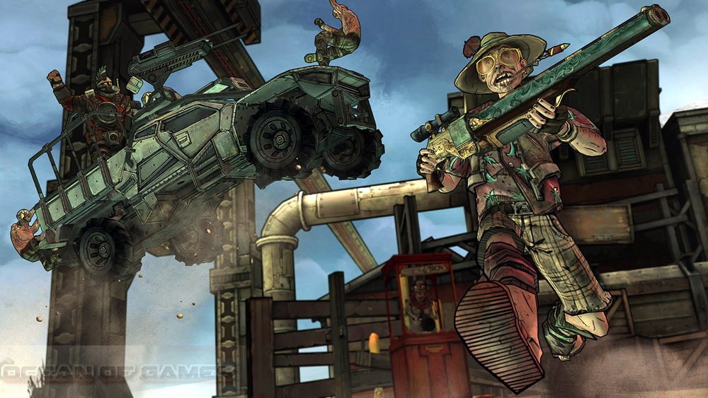 Tales from the Borderlands Download Free
