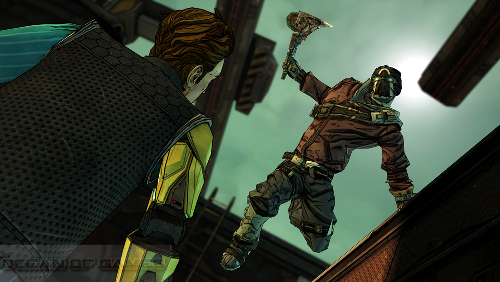 Tales from the Borderlands Setup Free Download