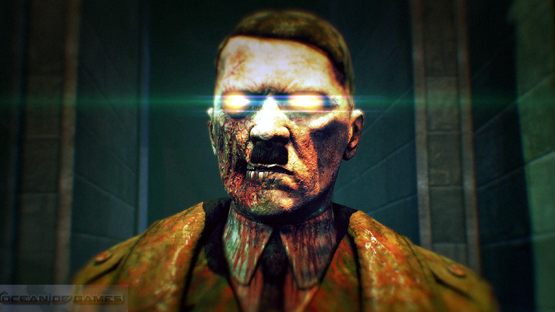 Zombie Army Trilogy Features