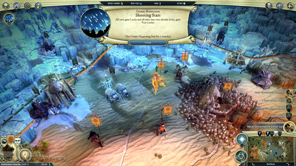 Age of Wonders III Eternal Lords Setup Free Download