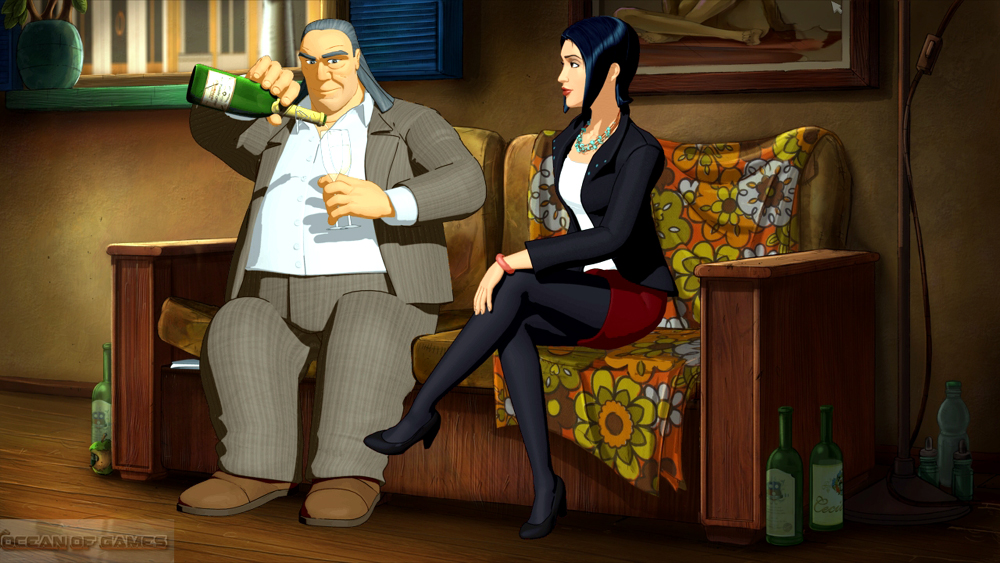 Broken Sword 5 The Serpents Curse Download For Free