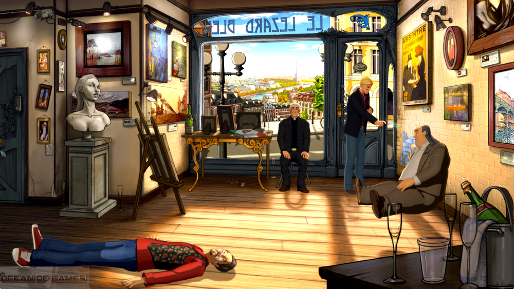 Broken Sword 5 The Serpents Curse Download Free