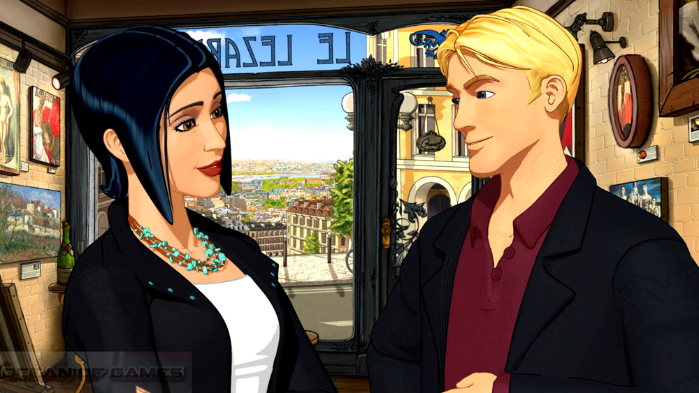 Broken Sword 5 The Serpents Curse Features