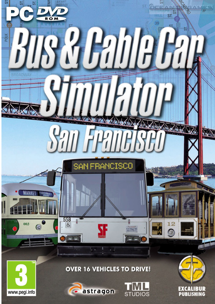 bus and cable car simulator san francisco free download. Black Bedroom Furniture Sets. Home Design Ideas