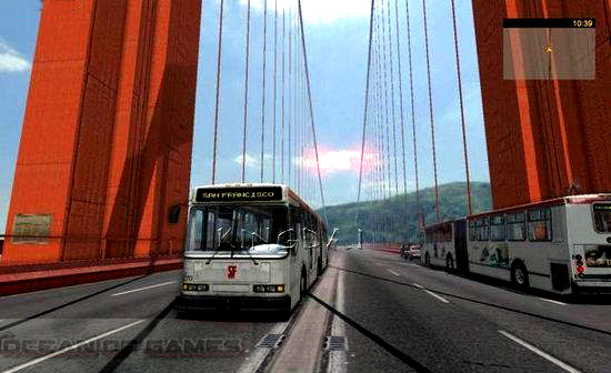 Bus and Cable Car Simulator San Francisco Setup Free Download