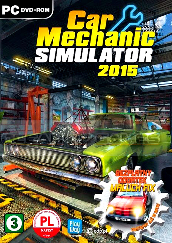 Car mechanic simulator 2014 free download mac
