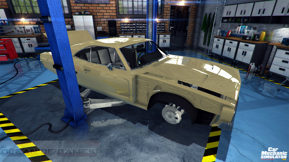 Car Mechanic Simulator 2015 Setup Download For Free