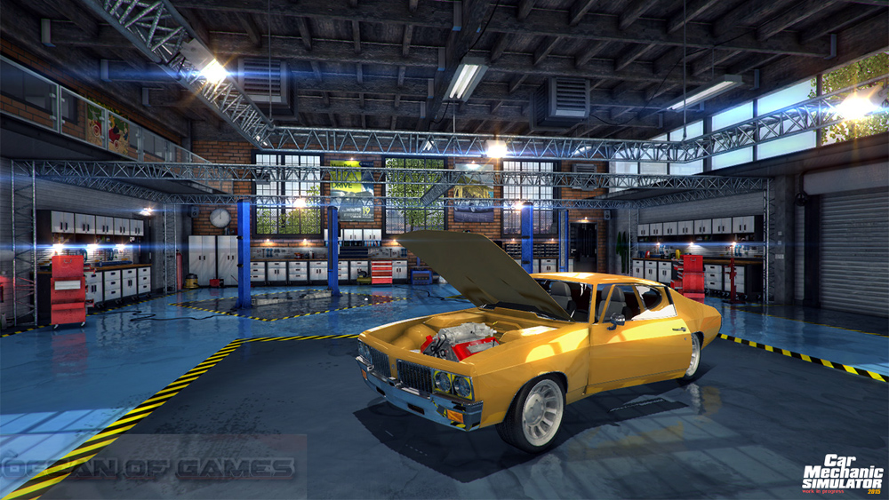 Car Mechanic Simulator 2015 Setup Free Download