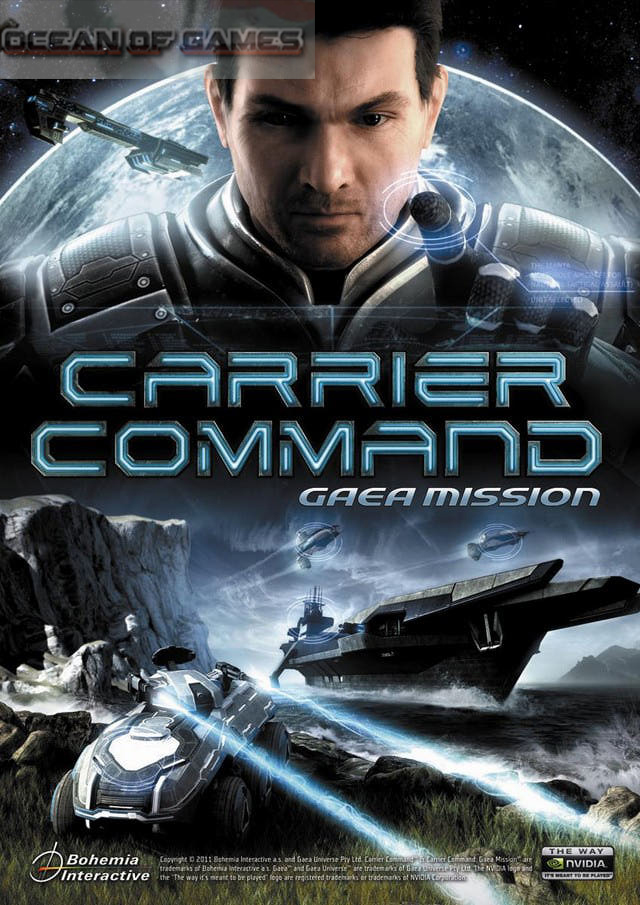 Carrier Command Gaea Mission Free Download