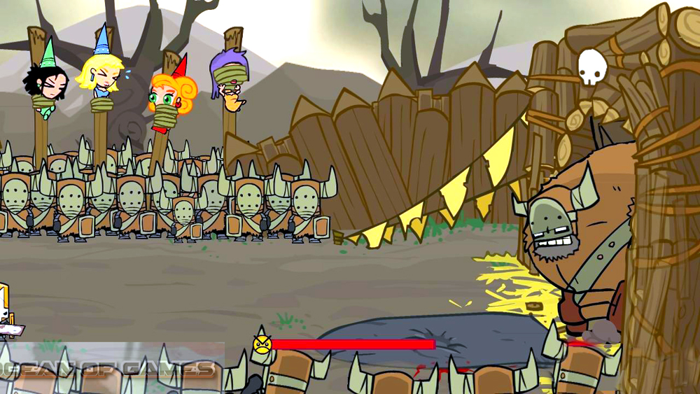 Castle Crashers Setup Downlaod For Free