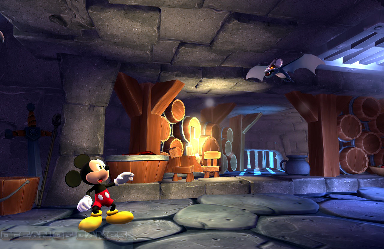 Castle of Illusion Starring Mickey Mouse Download For Free