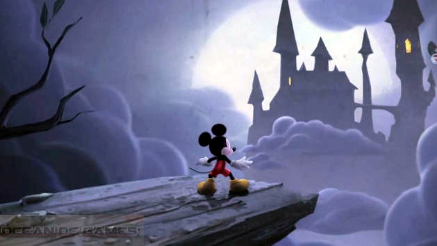Castle of Illusion Starring Mickey Mouse Setup Download For Free