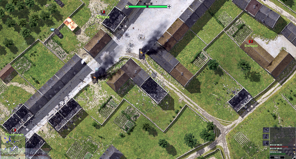 Close Combat Gateway To Caen Features