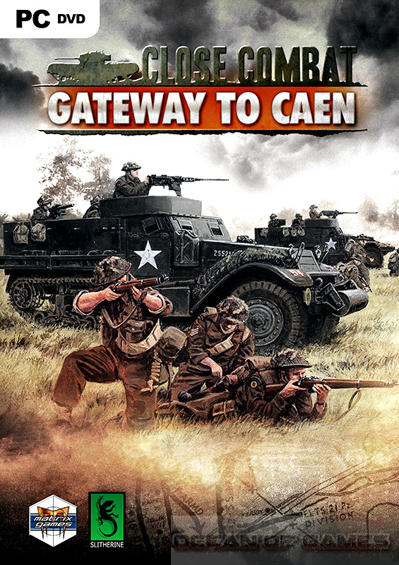 Close Combat Gateway To Caen скачать