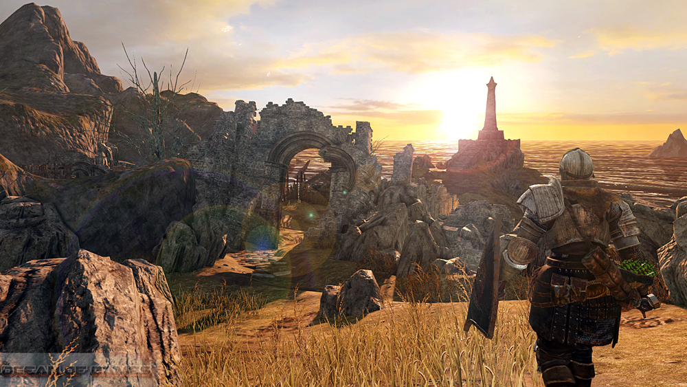 Dark Souls II Scholar of the First Sin Download For Free