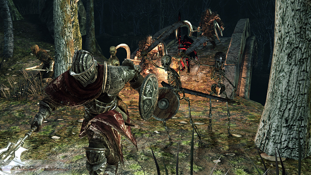 Dark Souls II Scholar of the First Sin Setup Download For Free