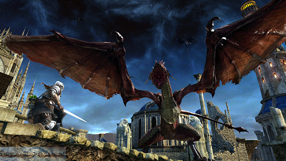 Dark Souls II Scholar of the First Sin Setup Free Download