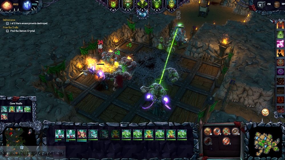 Dungeons 2 PC Game 2015 Download For Free