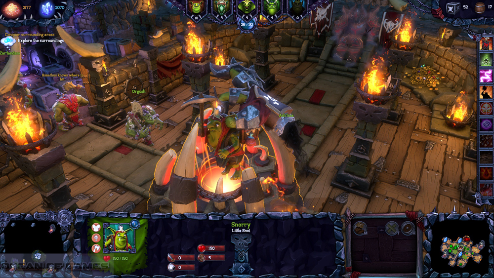 Dungeons 2 PC Game 2015 Setup Free Download