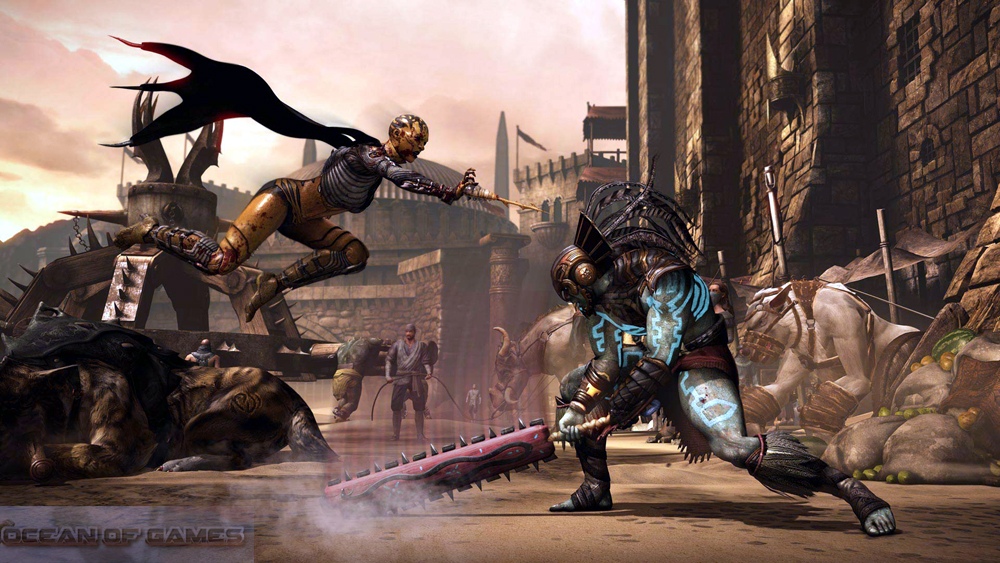 Free Download Mortal Kombat X