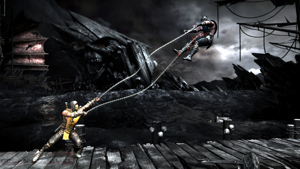 Free Mortal Kombat X Download