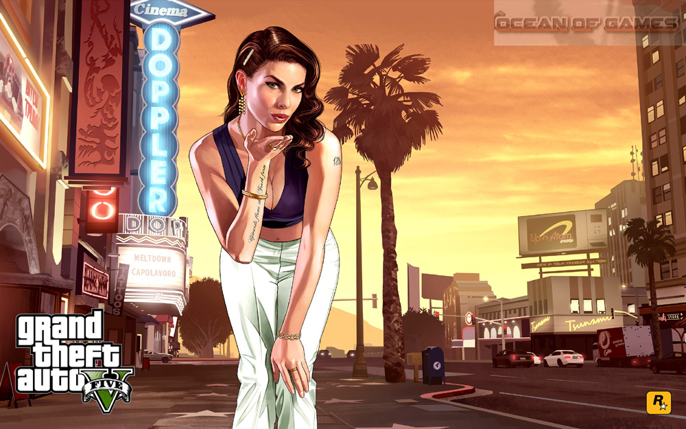 grand theft auto v download kickass