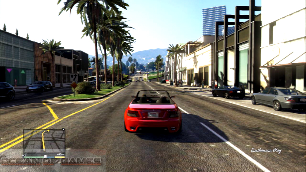 GTA V PC Game Setup Download Free