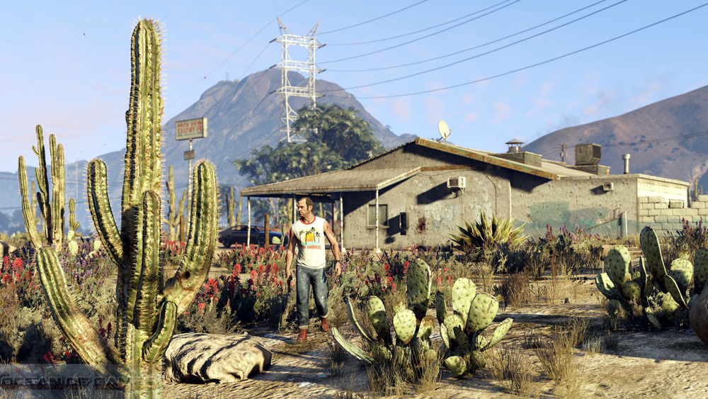 GTA V PC Game Setup Download For Free
